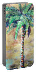 Mystic Palm Portable Battery Charger