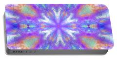Portable Battery Charger featuring the digital art Mystic Universe 10 Kk2 by Derek Gedney