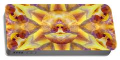 Portable Battery Charger featuring the digital art Mystic Universe Kk 14 by Derek Gedney