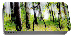 Mystic Woods Portable Battery Charger