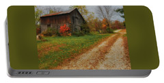 Mystical Country Lane  Portable Battery Charger