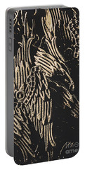 Mythical Angels From History Past Portable Battery Charger