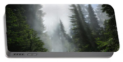 Portable Battery Charger featuring the photograph Naches Loop Trail by Lynn Hopwood