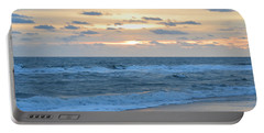 Portable Battery Charger featuring the photograph Nags Head 11/23 by Barbara Ann Bell