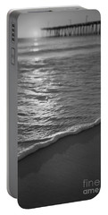 Nags Head First Light Bw Portable Battery Charger