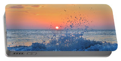 Nags Head Sunrise 7/15/16 Portable Battery Charger