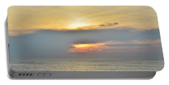 Nags Head Sunrise 7/24/16 Portable Battery Charger