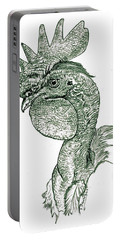 Naked Neck Rooster Portable Battery Charger