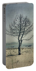 Portable Battery Charger featuring the photograph Naked Tree by Marco Oliveira