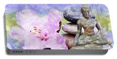 Namaste Buddha. V3 Portable Battery Charger