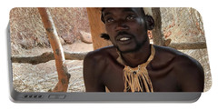 Namibia Tribe 2 - Chief Portable Battery Charger