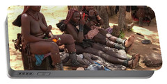 Namibia Tribe 2 Portable Battery Charger