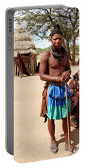 Namibia Tribe 3 - Chief Portable Battery Charger