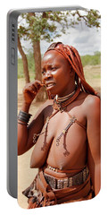 Namibia Tribe 8 Portable Battery Charger