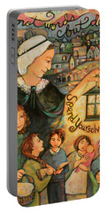 Nano Nagle, Foundress Of The Sisters Of The Presentation Portable Battery Charger