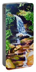 Nantahala Waterfall Portable Battery Charger