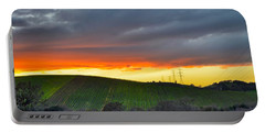 Napa Sunrise Portable Battery Charger