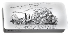 Napa Valley Portable Battery Charger