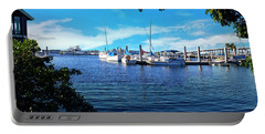 Naples Harbor Series 4054 Portable Battery Charger
