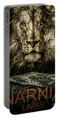 Narnia Lives Portable Battery Charger