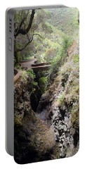 Narrow Path Portable Battery Charger