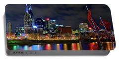 Nashville Cumberland Riverfront Portable Battery Charger