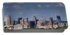 Nashville Skyline 1 Portable Battery Charger