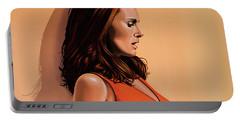 Natalie Portman 2 Portable Battery Charger