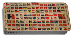 National And Commercial Flags Portable Battery Charger