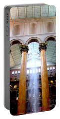 National Building Museum 4 Portable Battery Charger