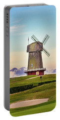 National Golf Links Of America Windmill Portable Battery Charger