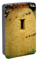 National Museum Of The American Indian 4 Portable Battery Charger by Randall Weidner