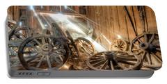 National Treasure Portable Battery Charger