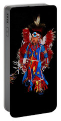Native American Dancer Portable Battery Charger
