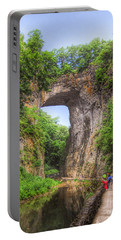 Natural Bridge - Virginia Landmark Portable Battery Charger