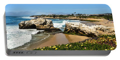 Natural Bridges State Park Beach Portable Battery Charger