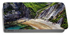 Natural Cove Portable Battery Charger by Anthony Dezenzio