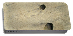 Natural Pebble Formation Portable Battery Charger