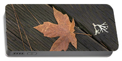 Natural Still Life - 365-356 Portable Battery Charger by Inge Riis McDonald