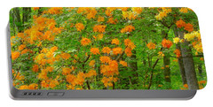 Natural Wild Azaleas  Portable Battery Charger