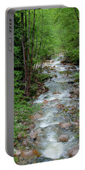 Naturally Pure Stream Backroad Discovery Portable Battery Charger