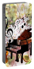 Nature Is Music To My Soul Portable Battery Charger