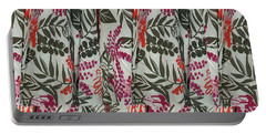 Portable Battery Charger featuring the photograph Nature Pattern For Pillows Curtains  Towels Tote Bags Greeting Cards Phone Cases Gifts By Navinjoshi by Navin Joshi