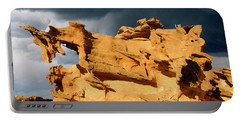 Portable Battery Charger featuring the photograph Nature's Artistry Nevada 3 by Bob Christopher