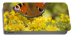Portable Battery Charger featuring the photograph Nature's Beauty by Ian Middleton