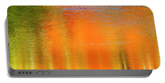 Portable Battery Charger featuring the photograph Nature's Canvas by Gary Hall