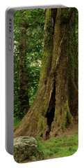 Portable Battery Charger featuring the digital art Nature's Daily Imagery by I'ina Van Lawick