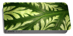 Nature's Design Portable Battery Charger by Mariarosa Rockefeller