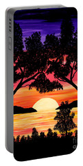 Nature's Gift - Ocean Sunset Portable Battery Charger