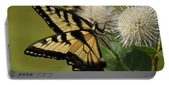 Natures Pin Cushion Portable Battery Charger
